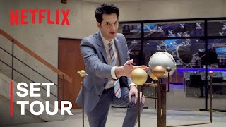 Space Force Cast Give You An All Access Behind the Scenes Tour | Netflix