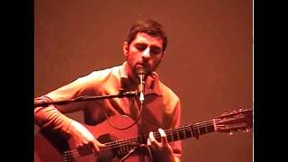 Jose Gonzalez in Philly - Stay in the Shade (3/25/06)