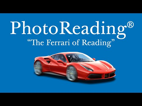 PhotoReading®️ - How you will benefit?