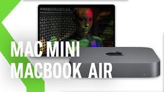 Nuevo MacBook Air y nuevo Mac Mini 4 AÑOS DESPUÉS