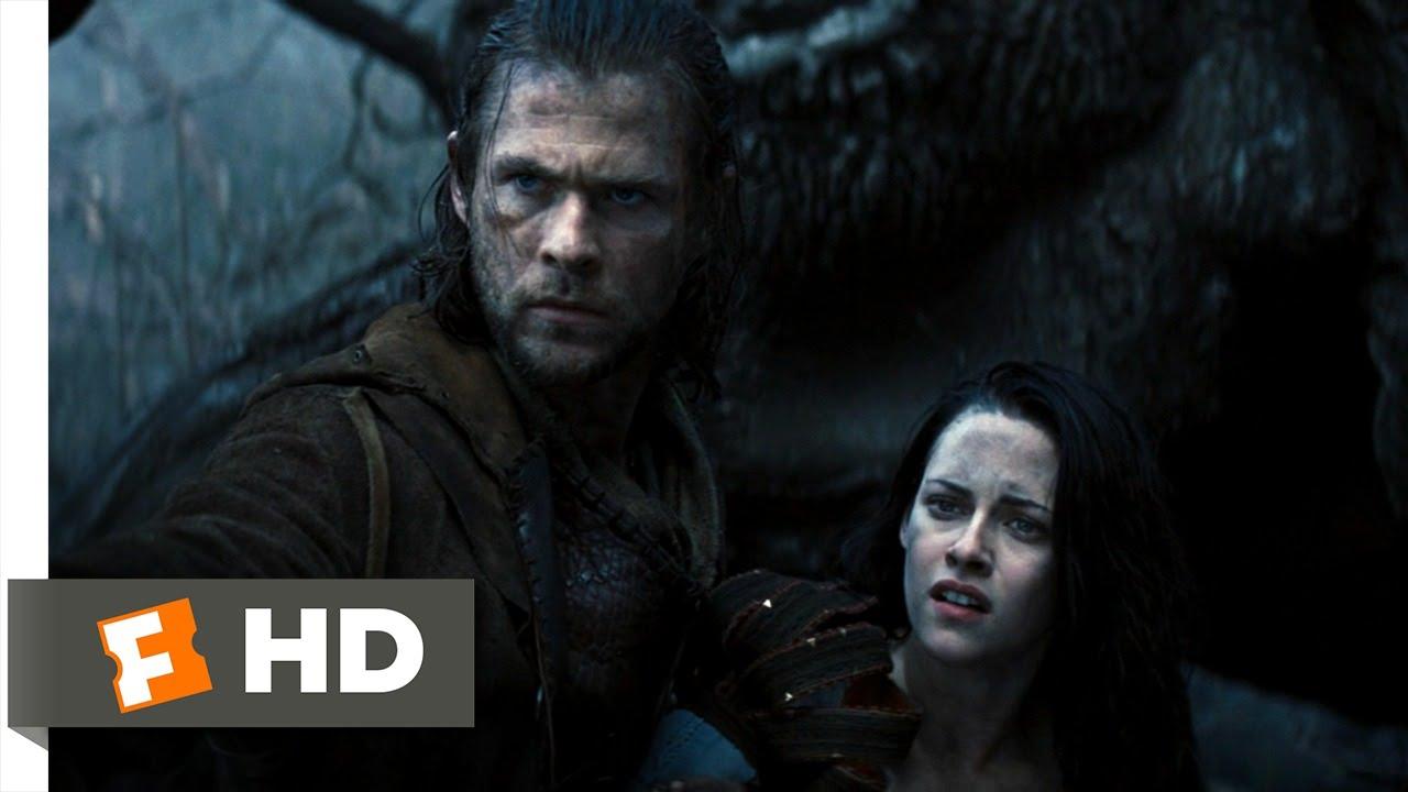 Trailer för Snow White and the Huntsman