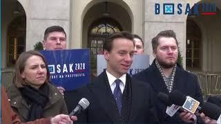 Krzysztof Bosak składa wniosek do NIK o pilną kontrolę zarządzania finansami w TVP!