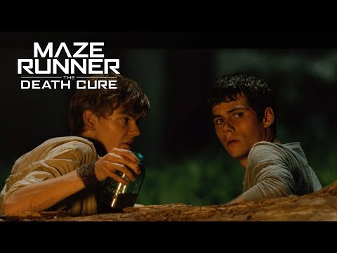 Maze Runner: The Death Cure (Featurette 'Journey to the Death Cure')