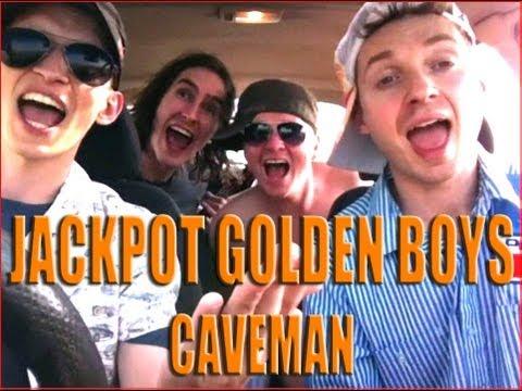 Caveman - The Jackpot Golden Boys
