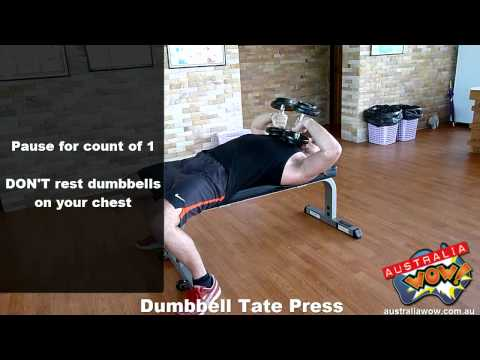 Dumbbell Tate Press