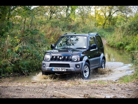 Best All New Cars Ever 2016 Suzuki Jimny Offroad Review
