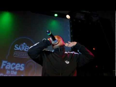PRETTY STIZZY PERFORMING LIVE AT SOB'S AND WINS JUNE 2012