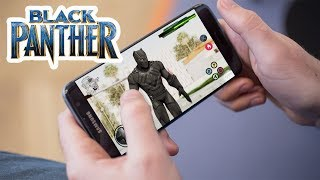 Top 10 Black Panther Games for Android/IOS 2018 HD [AndroGaming]