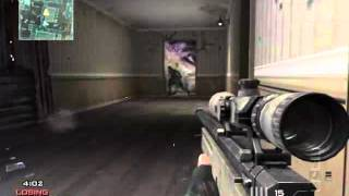 YZ Trance - MW3 Game Clip