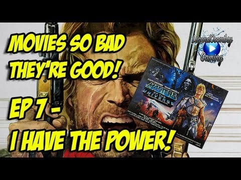 Film Night - Movies So Bad They're Good! Episode 7 - Masters Of The Universe