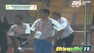 Laos 2-3 Myanmar 26th Indonesia Sea Games