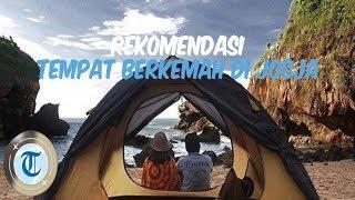 Rekomendasi Tempat Berkemah Instagramable di Yogyakarta