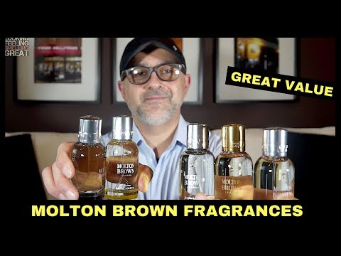Molton Brown Fragrances First Impressions | Fragrance Review + Samples Giveaway