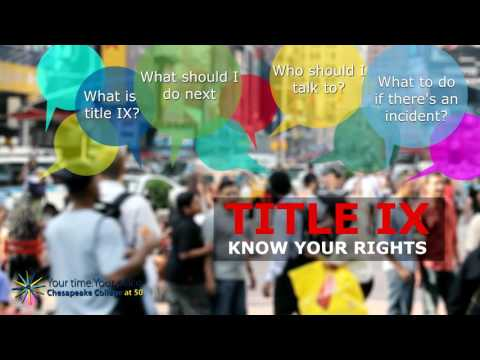 Title IX policy overview