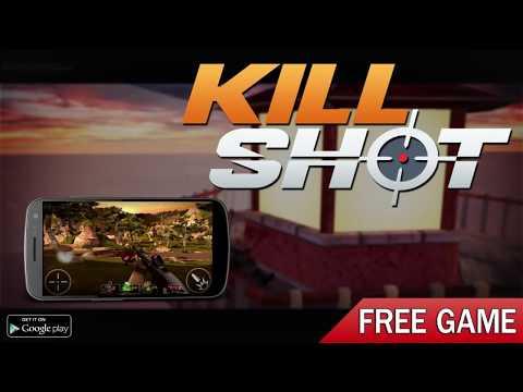 Kill Shot wideo