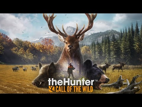 Trailer de theHunter Call of the Wild