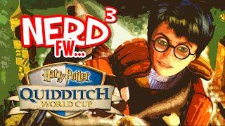 Nerd³ FW - Harry Potter: Quidditch World Cup