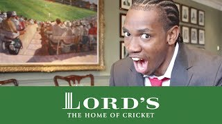 "Yohan Blake ""Cricket Is My First Love"" 