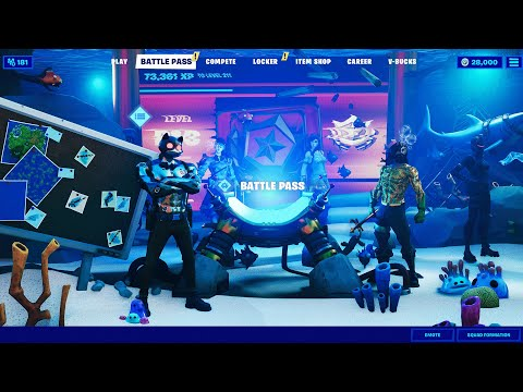 Fortnite 6.03 Patch Notes