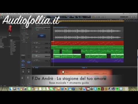 , title : 'Fabrizio De Andrè - La stagione del tuo amore (karaoke)'