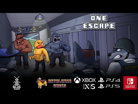 Multi-Character Action Platformer 'One Escape!' Coming to Mobile this Week, Available for Pre-Order Now at 50% Discount
