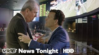 Sports Gambling Became Legal Because Of A Horse Track (HBO)