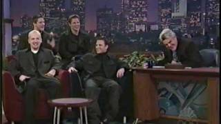 98 Degrees - *This Gift* Jay Leno 11/26/99