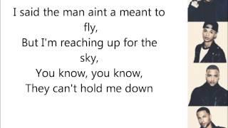 JLS- Hold Me Down, Acoustic, Lyrics
