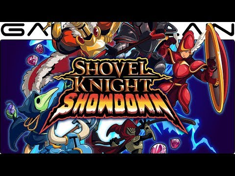 Shovel Knight Showdown - More Details Emerge! (Story Mode, New Music, & 16+ Playable Characters) thumbnail