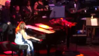 """You Send Me (Aretha on Piano)"" Aretha Franklin@Lyric Opera House Baltimore 11/13/14"