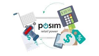Vidéo de POSIM Retail POS