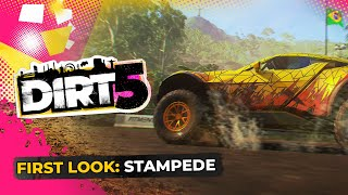 Gameplay - Prova a Tempo Stampede