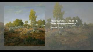 Piano Quartet no. 1, Op. 23
