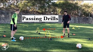PASSING DRILLS   Joner 1on1 Football Training
