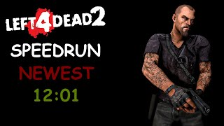 Left 4 Dead 2 Solo Speedrun 12 Minutes No Mercy