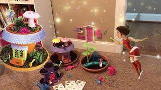 Fairy Door Magic My Fairy Garden Brooke And Azlynn Show
