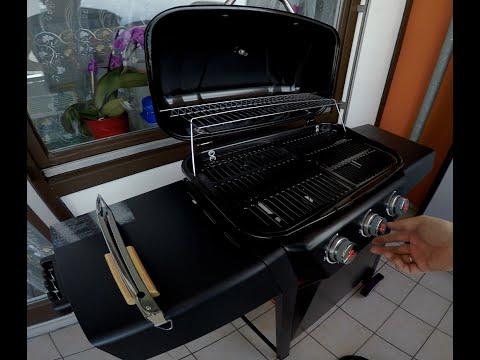 Landmann Gasgrill Chefgrill : Recenzja grill chef by landmann youtube
