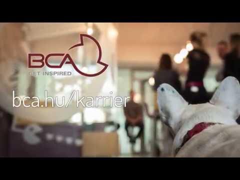 BCA Hungary - Termékvideó