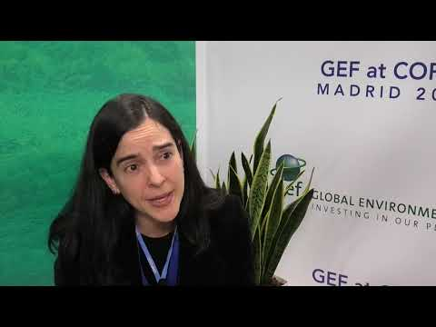 COP25: Maricarmen Esquivel, Inter-American Development Bank