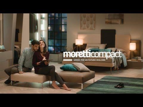 Moretti Compact. Spot 2019. Arredi per un futuro migliore thumbnail