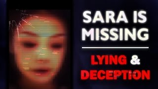 Sara Is Missing: Explained - Lying & Deception