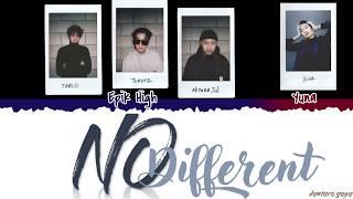 EPIK HIGH - 'NO DIFFERENT' ft. YUNA Lyrics [Color Coded Eng]