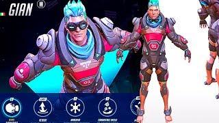 Top 5 OP Fan Hero Concepts - Overwatch