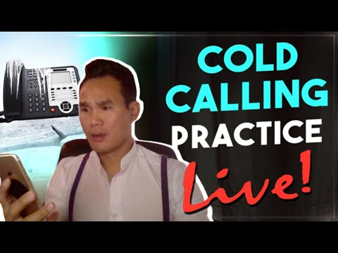 Real Estate Cold Calling Practice