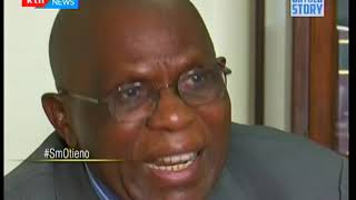Untold Story - 8th March 2018 - The Battle for Nyalgunga: SM Otieno Case - Part 2