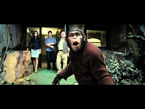 Rise Of The Planet Of The Apes   trailer #K US (2011)