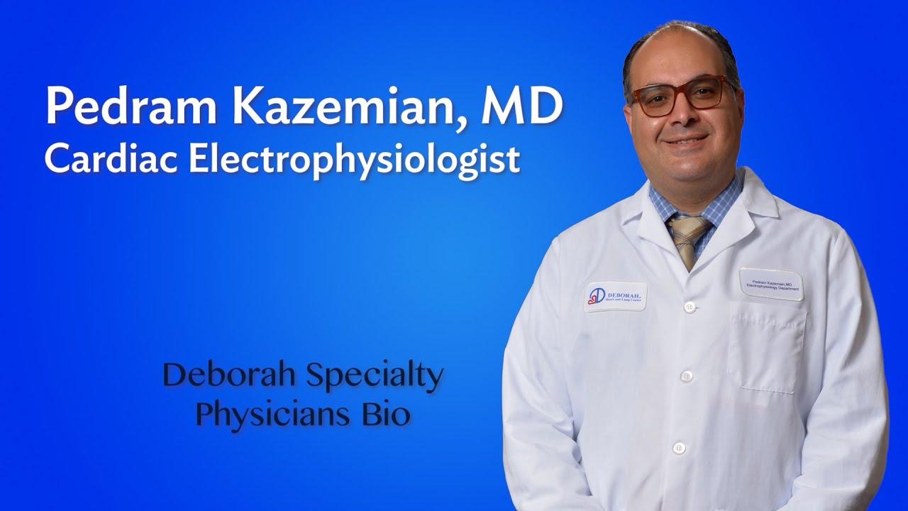 Meet Pedram Kazemian, MD