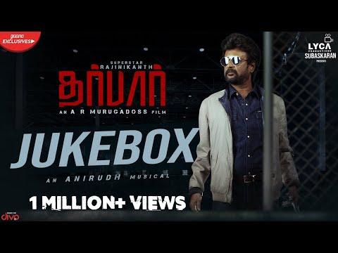 Darbar (Tamil) - Official Jukebox