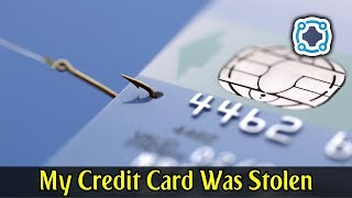 How To Protect Yourself If Your Credit Card Is Stolen