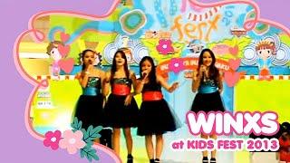 WINXS di KidsFest 2013